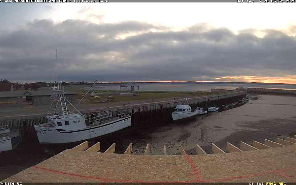 Belliveaus Cove Mon. 20:05