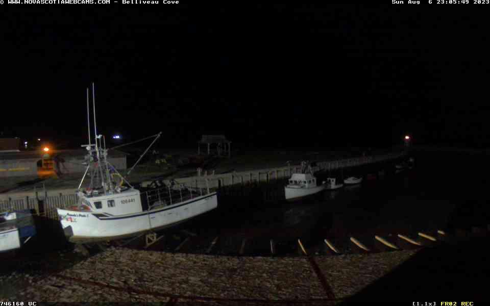 Belliveaus Cove Mon. 23:05