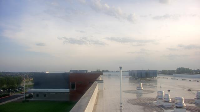 Bentonville, Arkansas Tue. 07:23