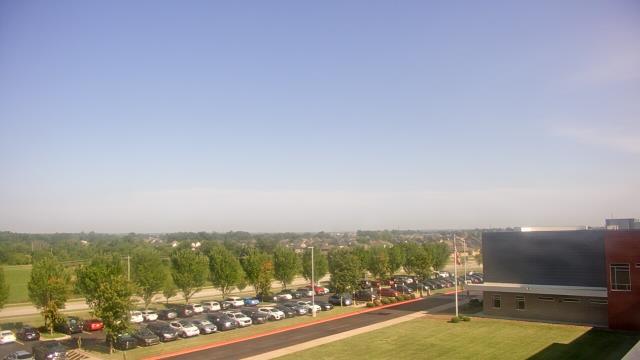 Bentonville, Arkansas Tue. 09:23