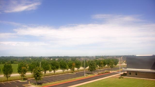 Bentonville, Arkansas Tue. 11:23