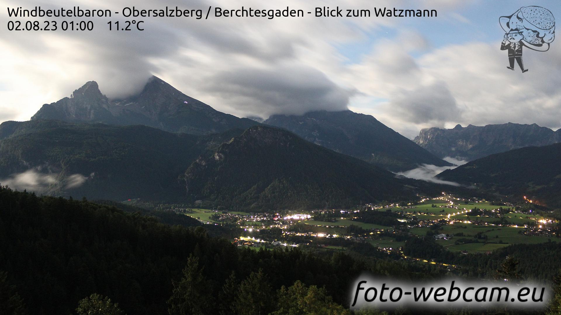 Berchtesgaden Sat. 01:32