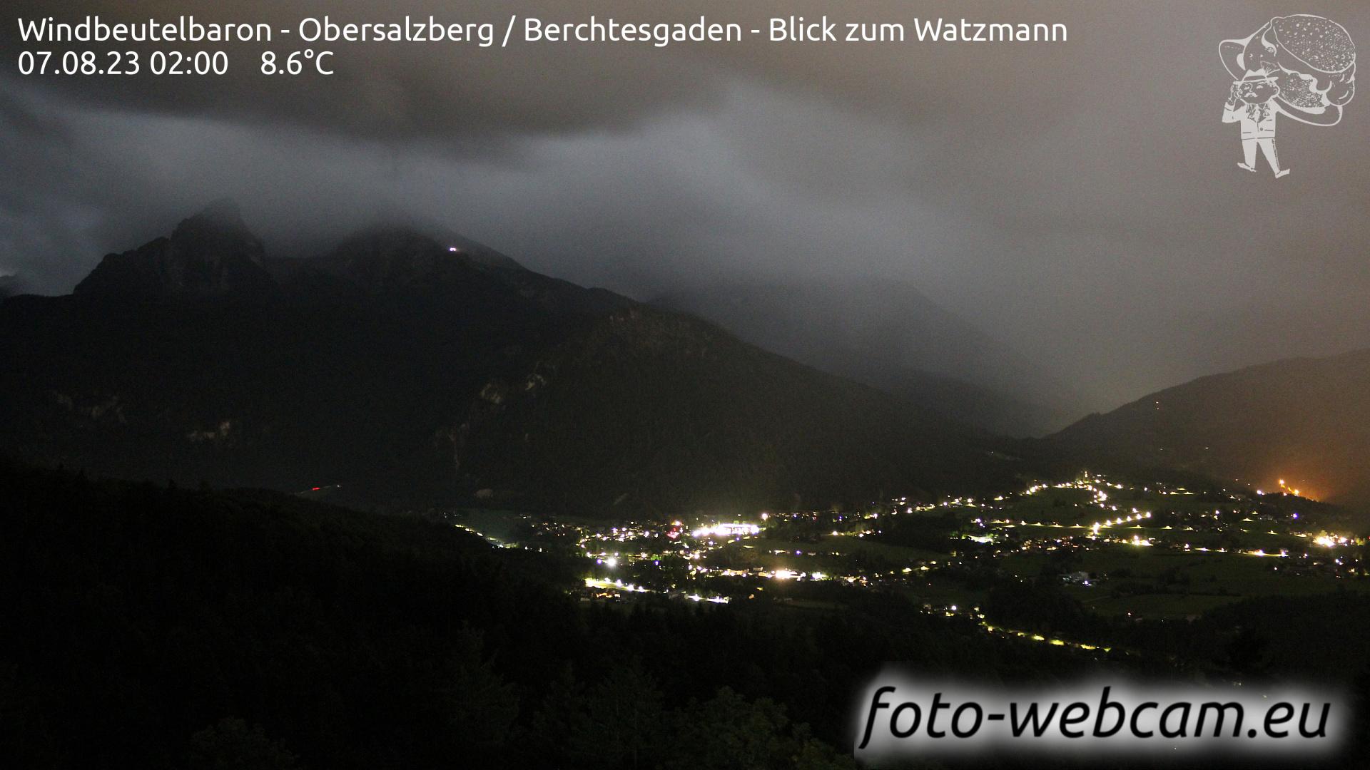 Berchtesgaden Sat. 02:32