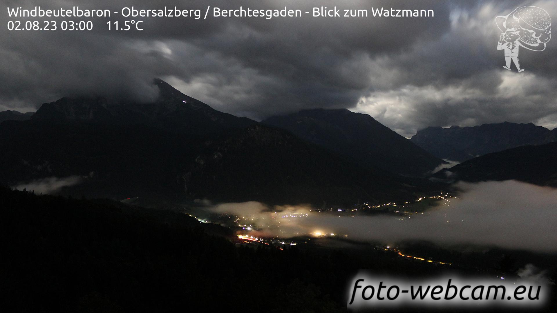 Berchtesgaden Sat. 03:32