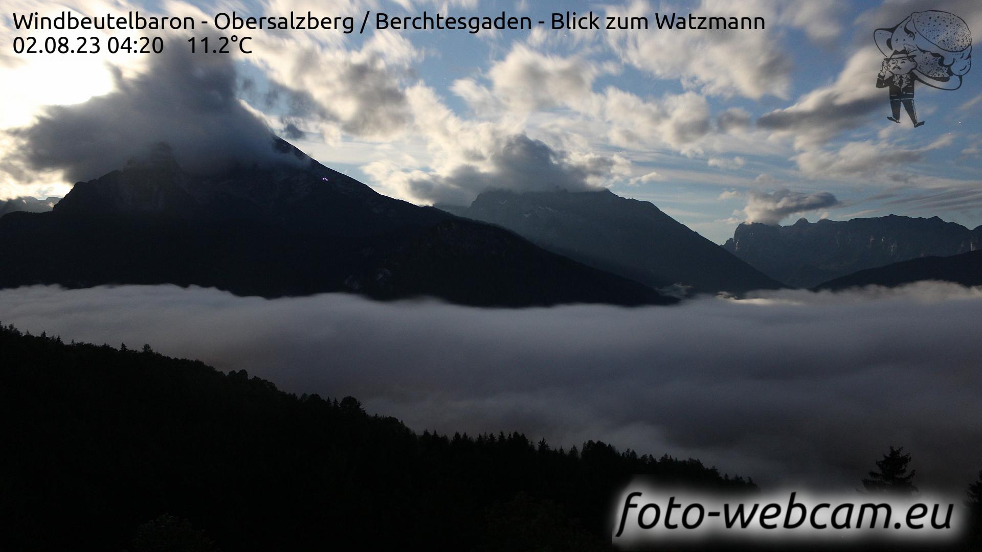 Berchtesgaden Sat. 04:32