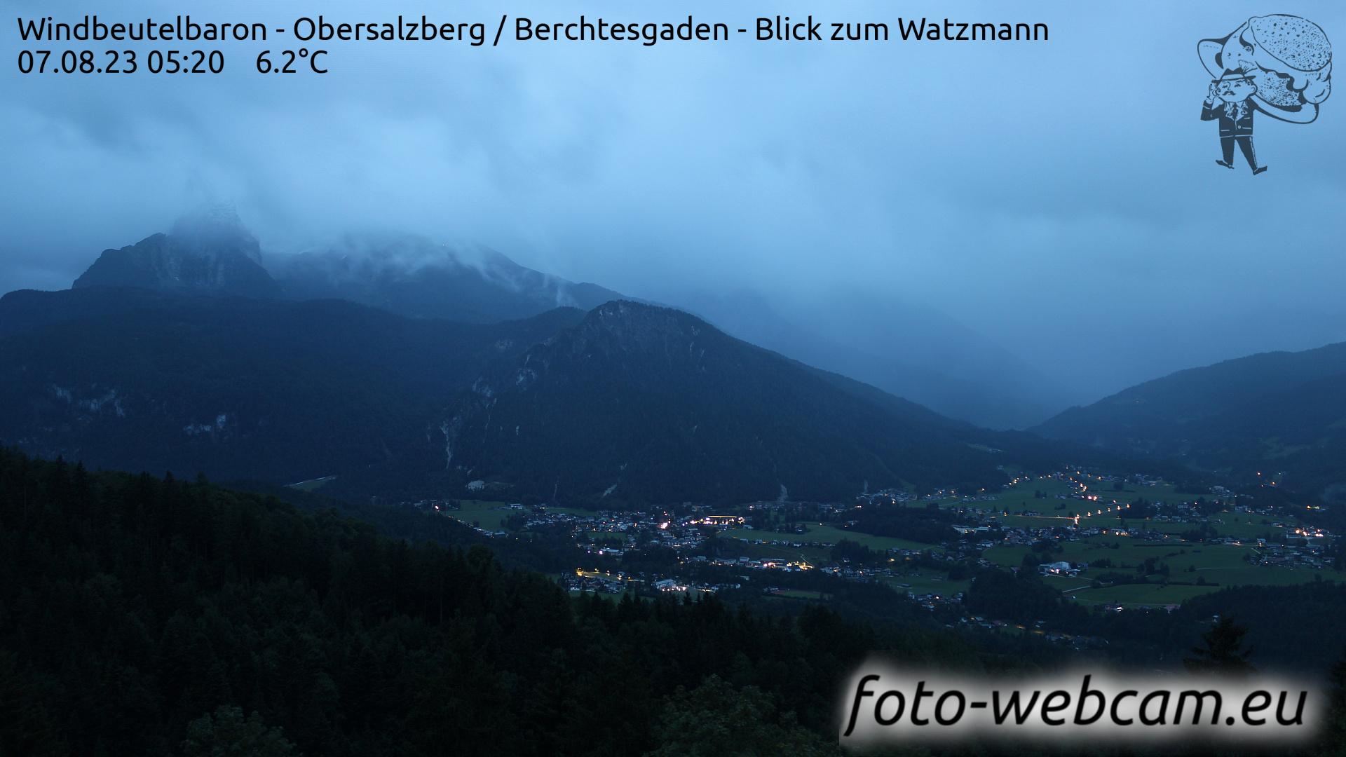 Berchtesgaden Sat. 05:32