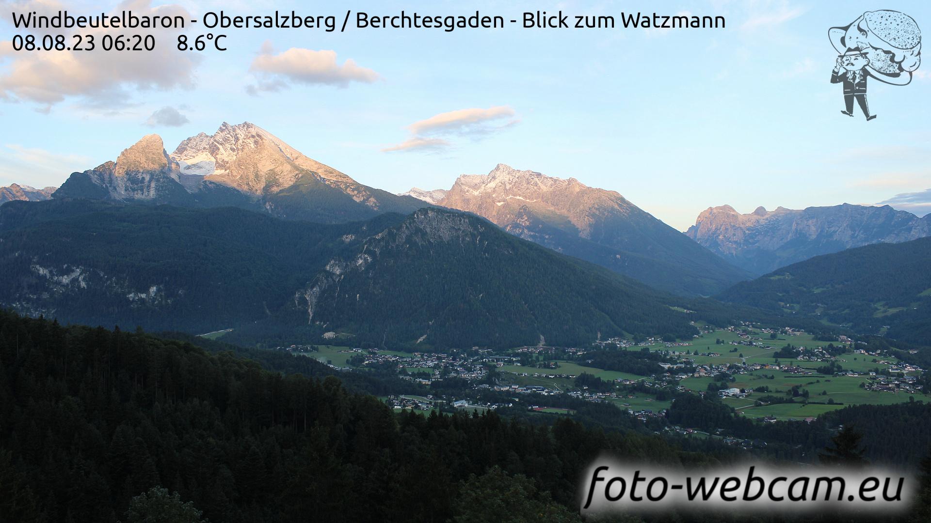 Berchtesgaden Sat. 06:32