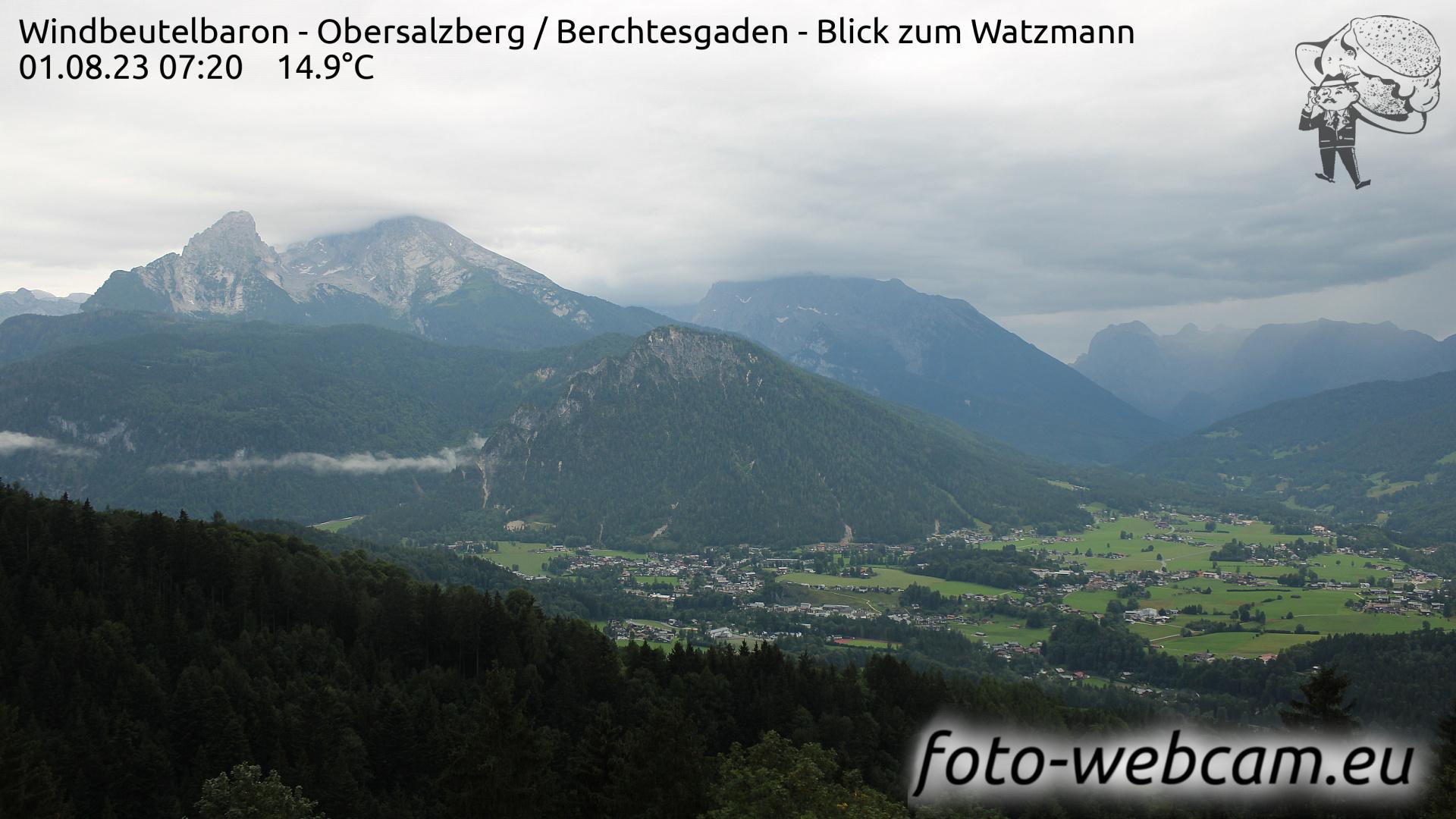 Berchtesgaden Sat. 07:32