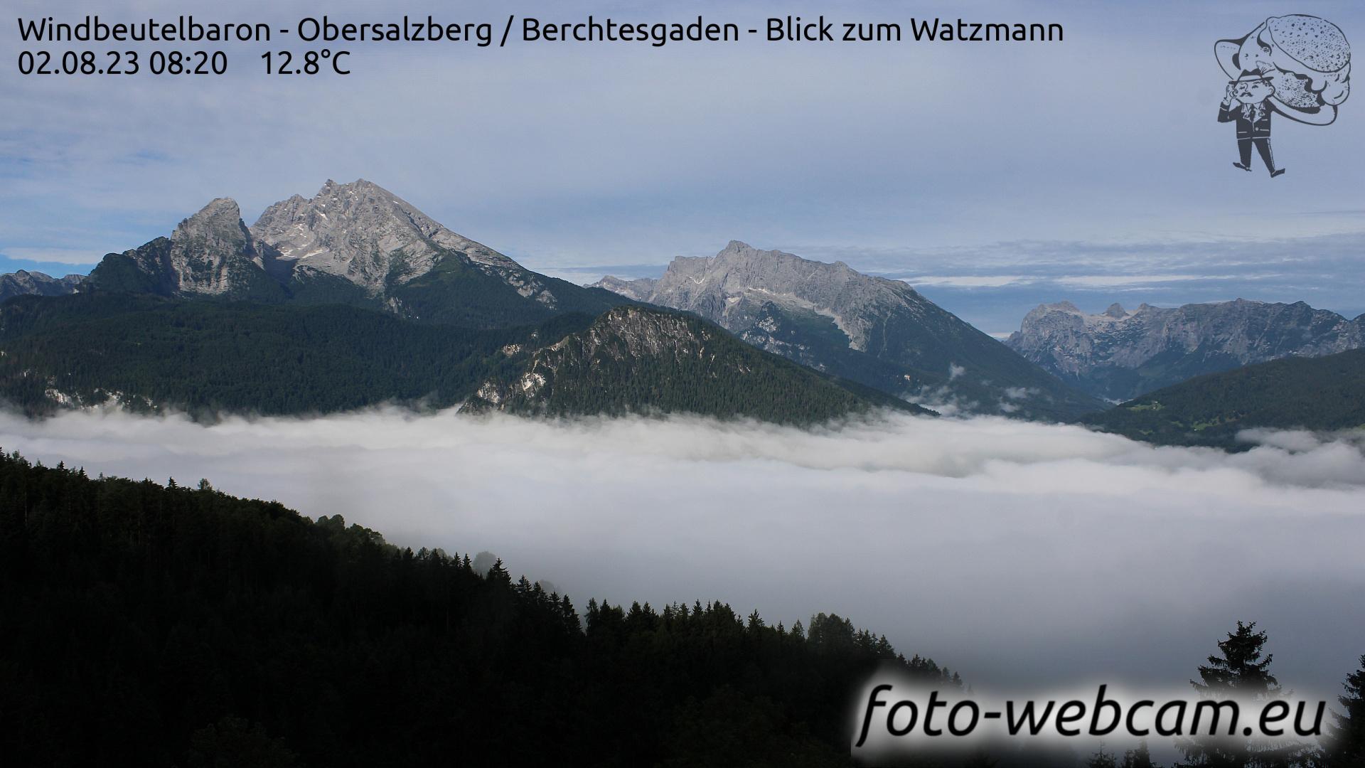 Berchtesgaden Sat. 08:32