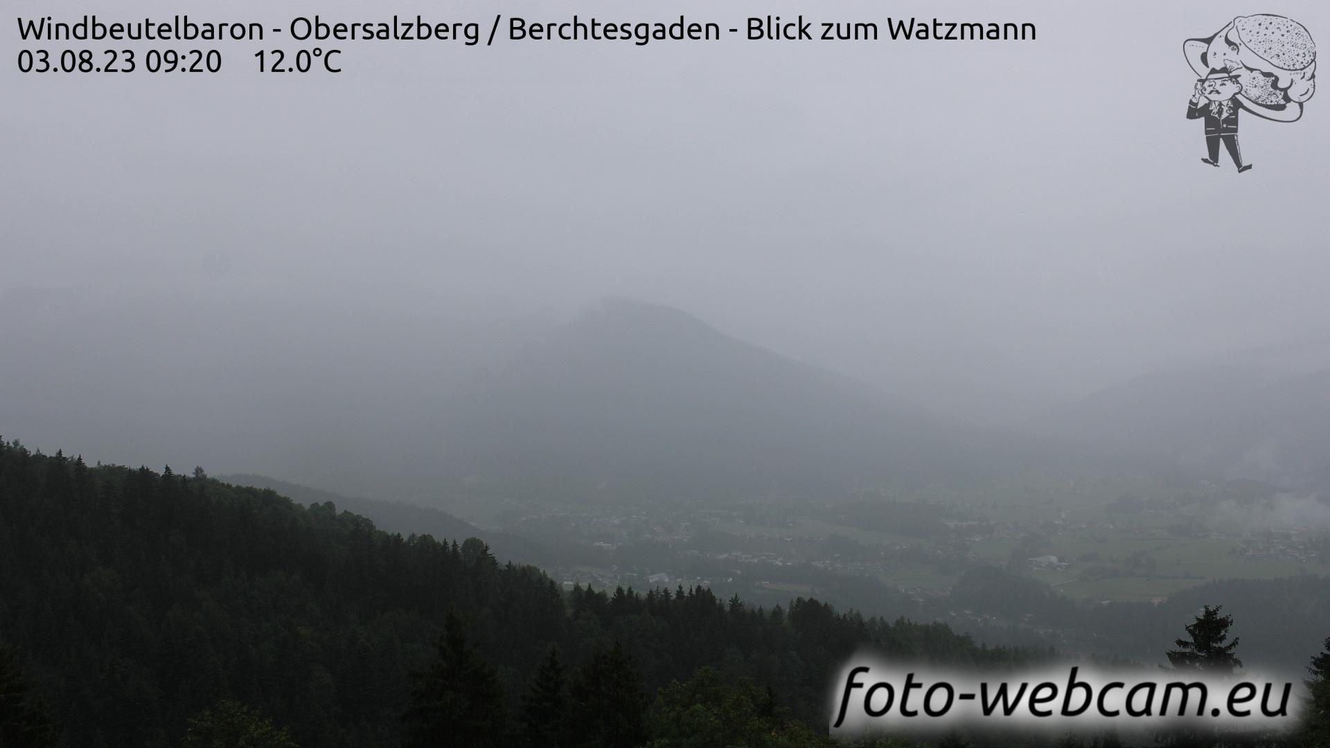 Berchtesgaden Sat. 09:32