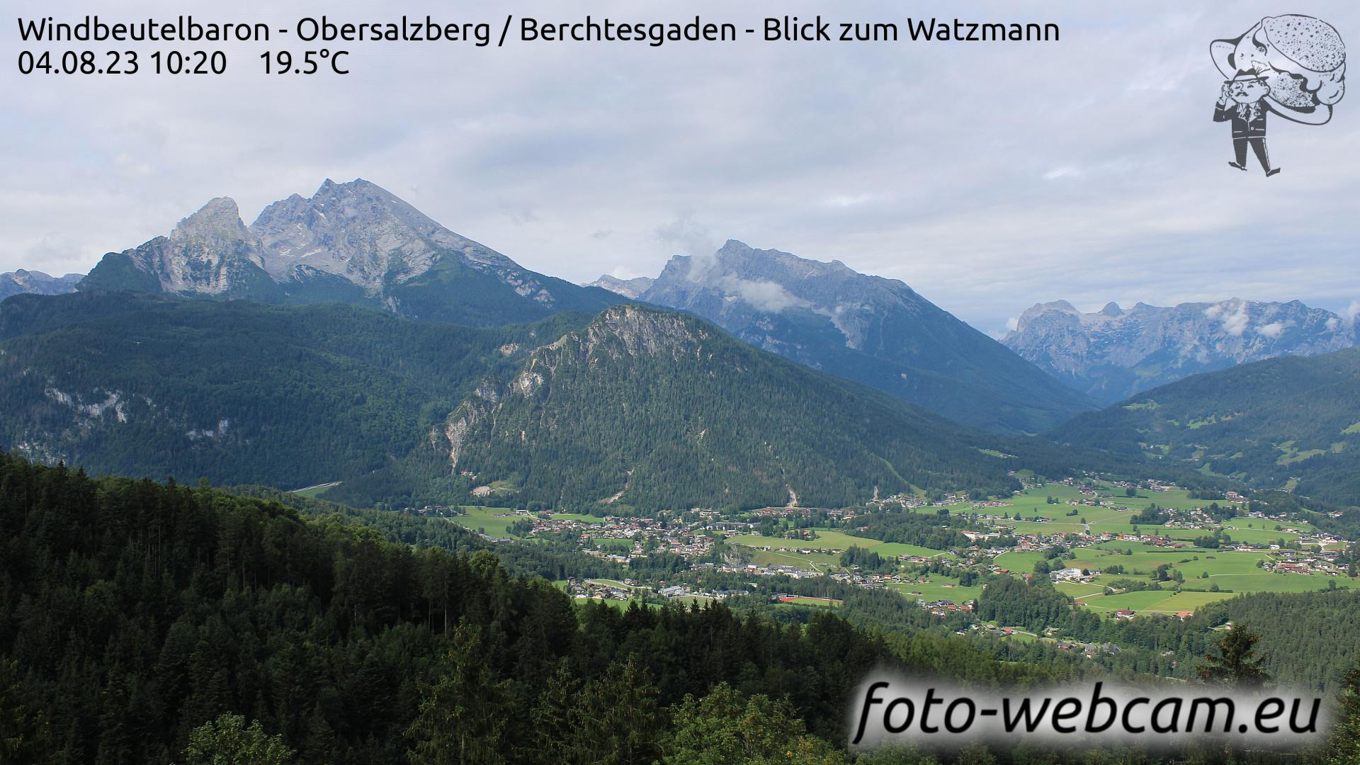 Berchtesgaden Sat. 10:32