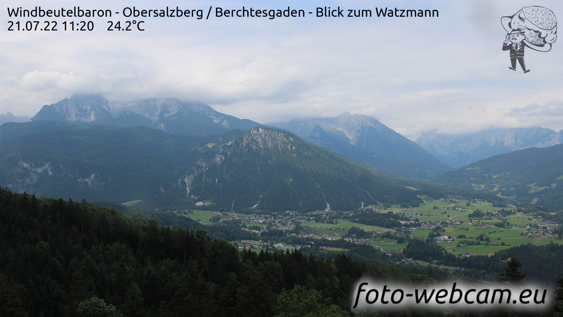 Berchtesgaden Sat. 11:32