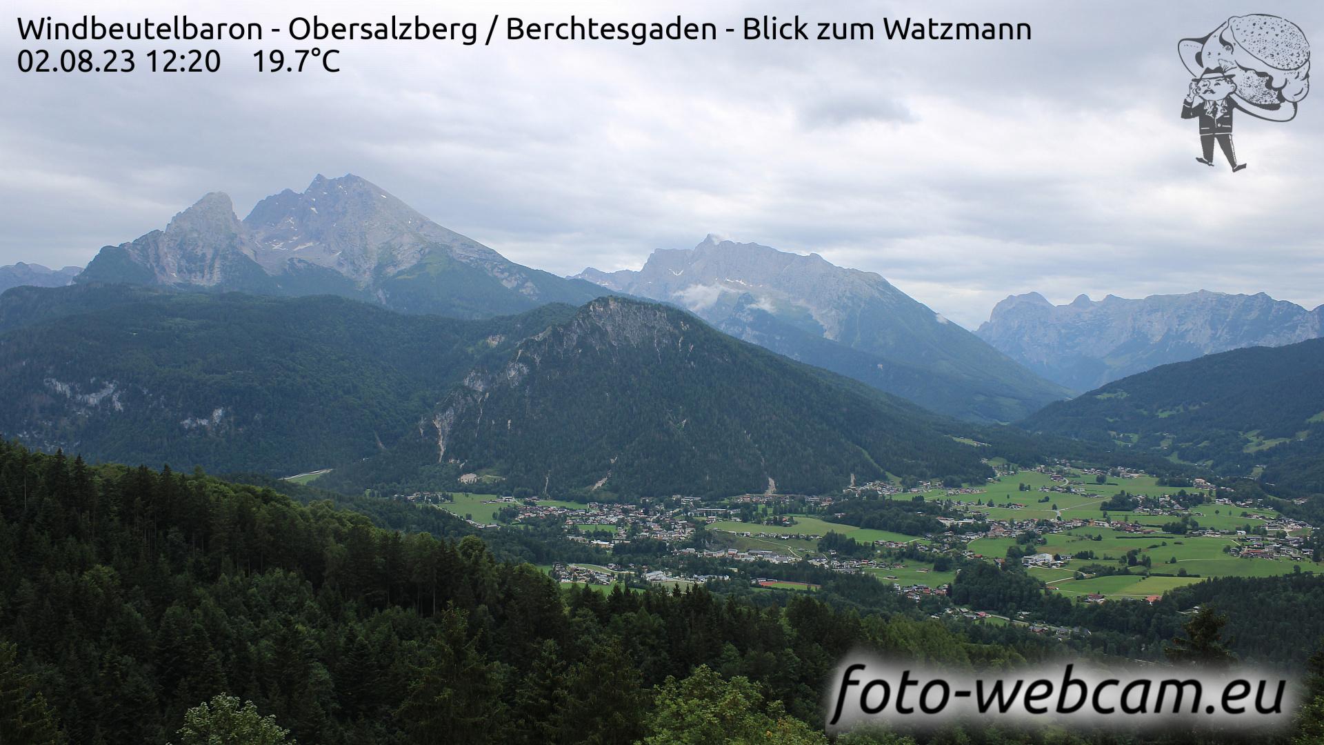 Berchtesgaden Sat. 12:32