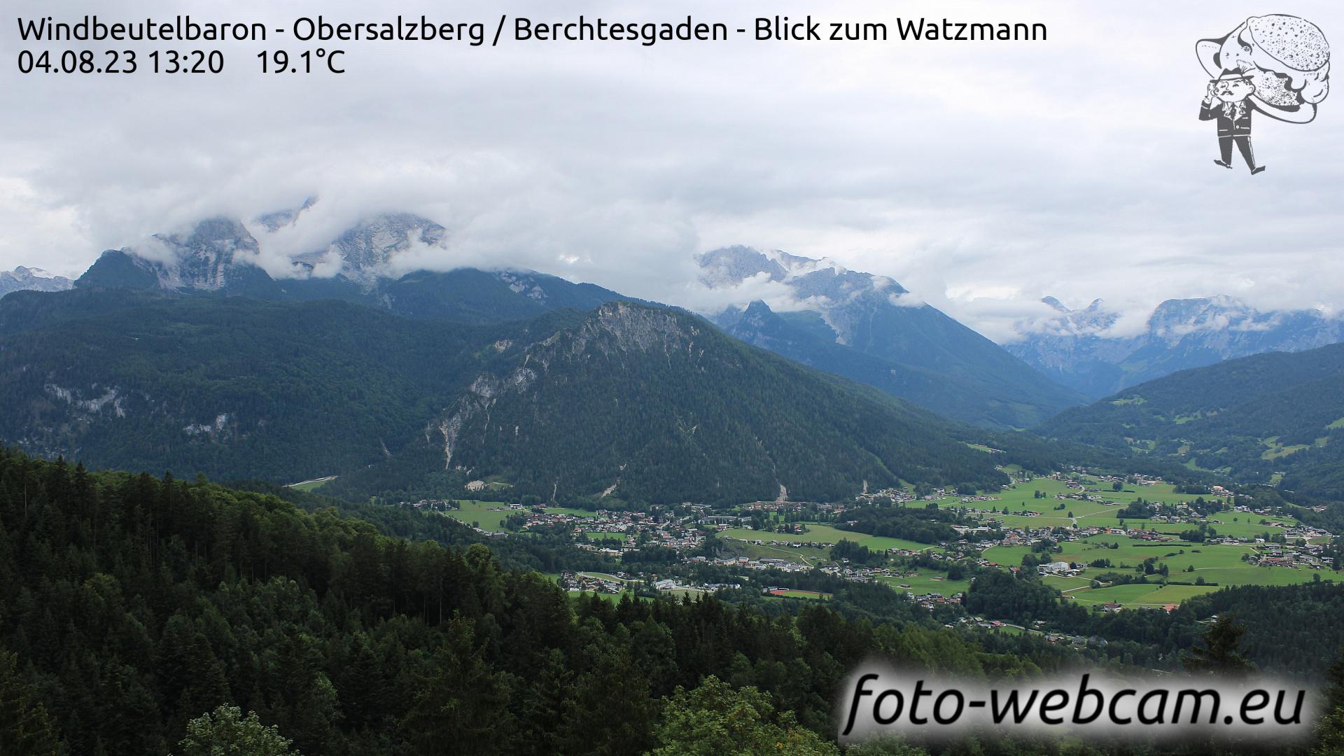 Berchtesgaden Sat. 13:32