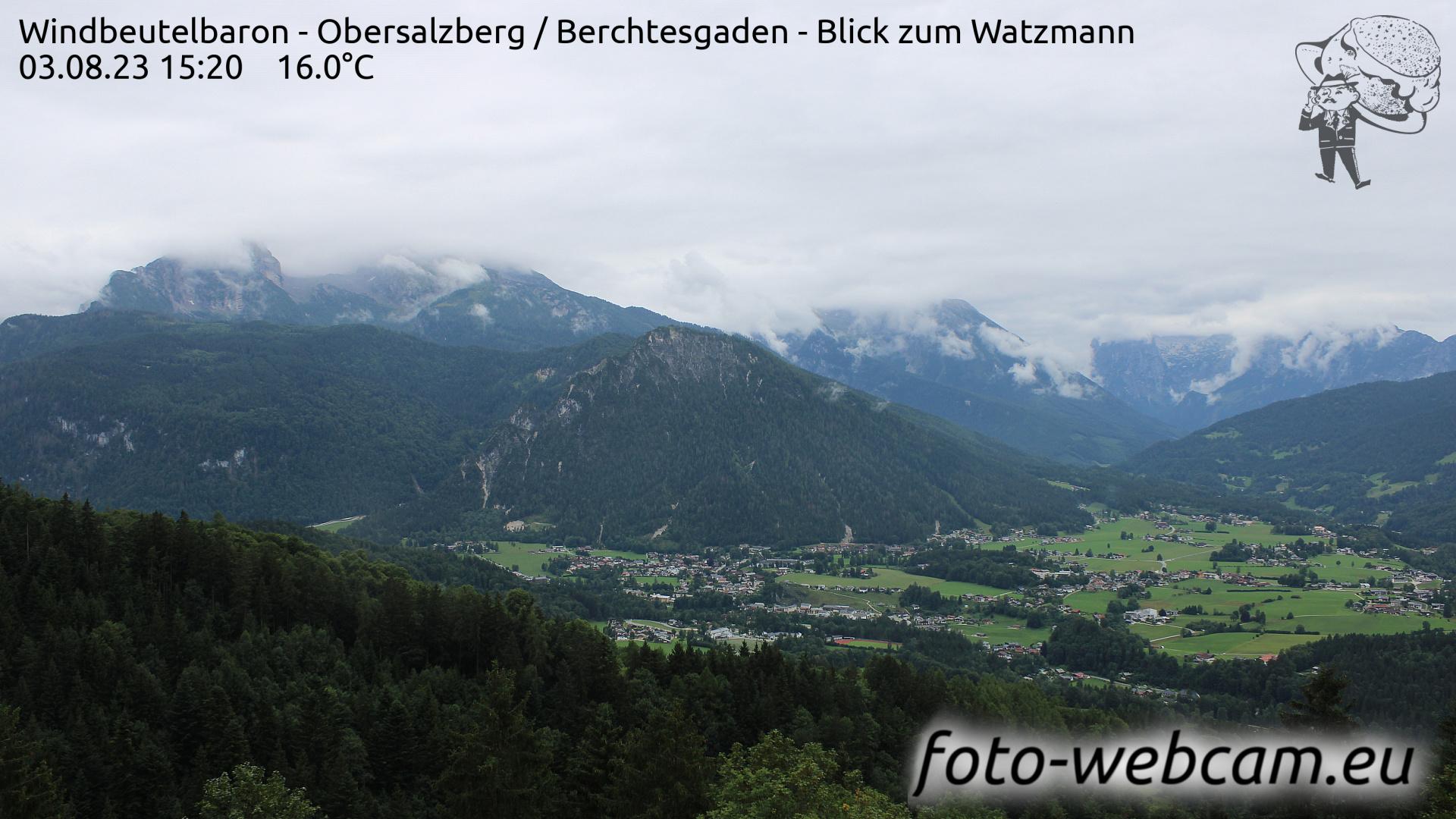 Berchtesgaden Sat. 15:32