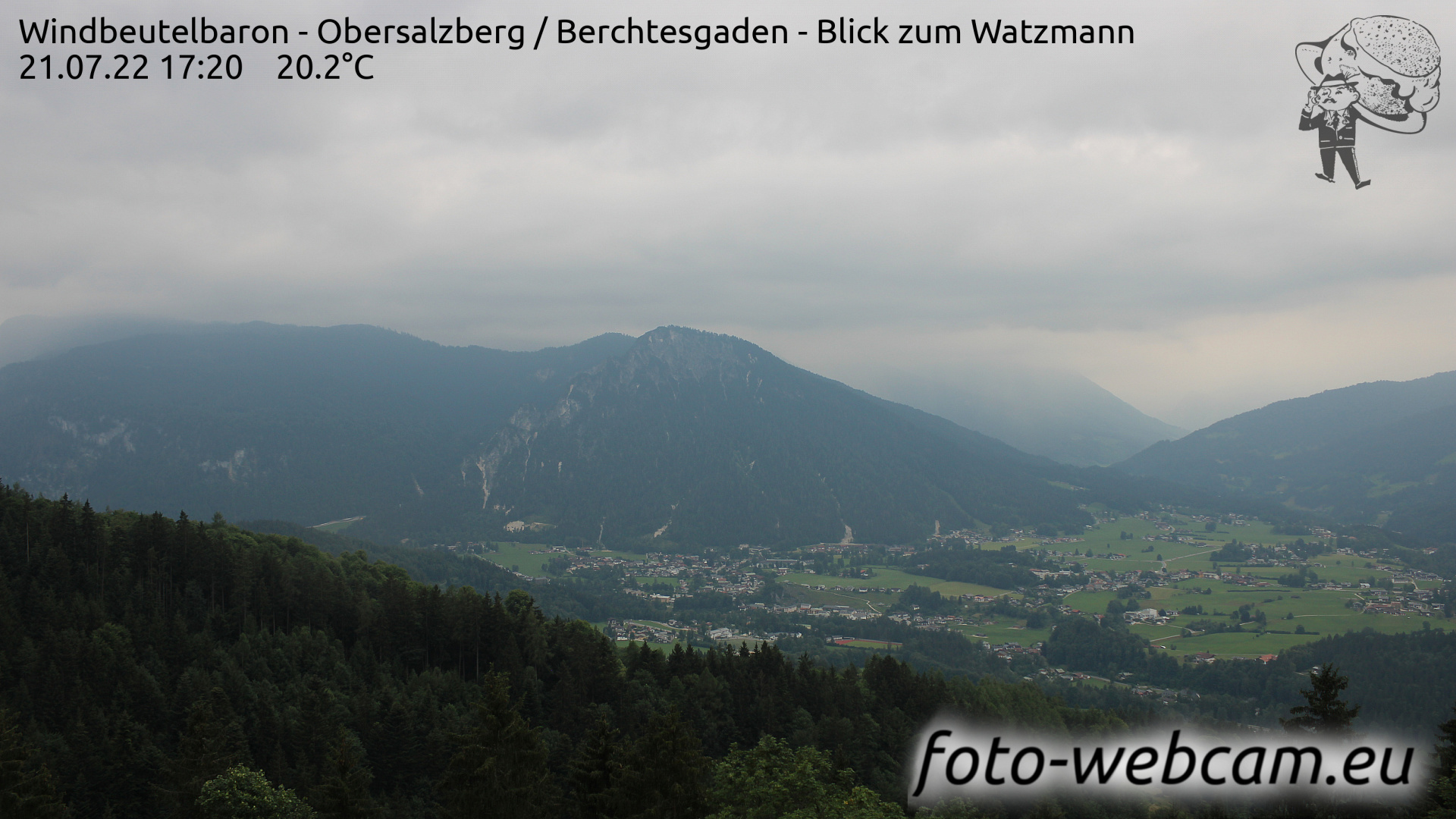 Berchtesgaden Sat. 17:32