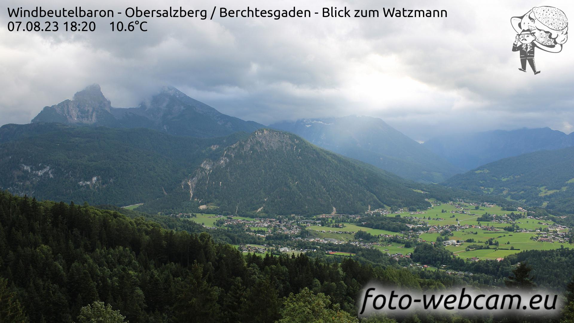 Berchtesgaden Sat. 18:32