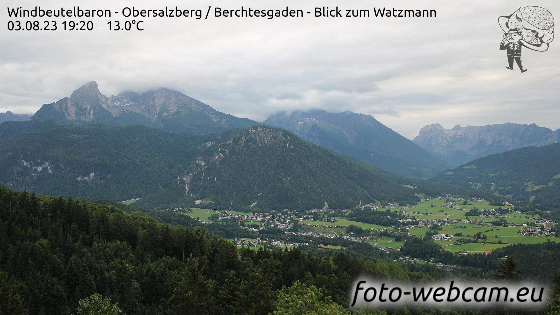Berchtesgaden Sat. 19:32
