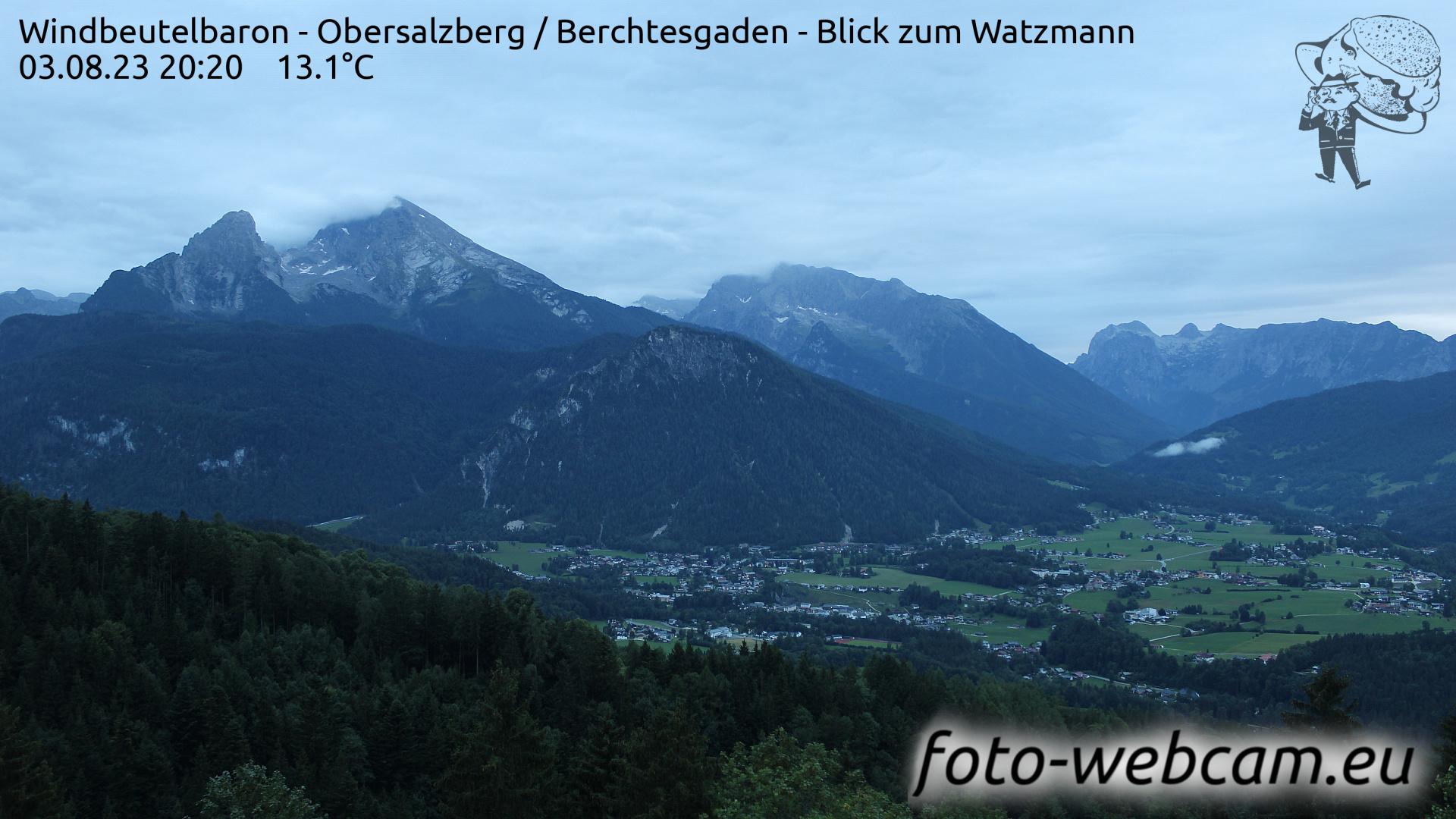 Berchtesgaden Sat. 20:32