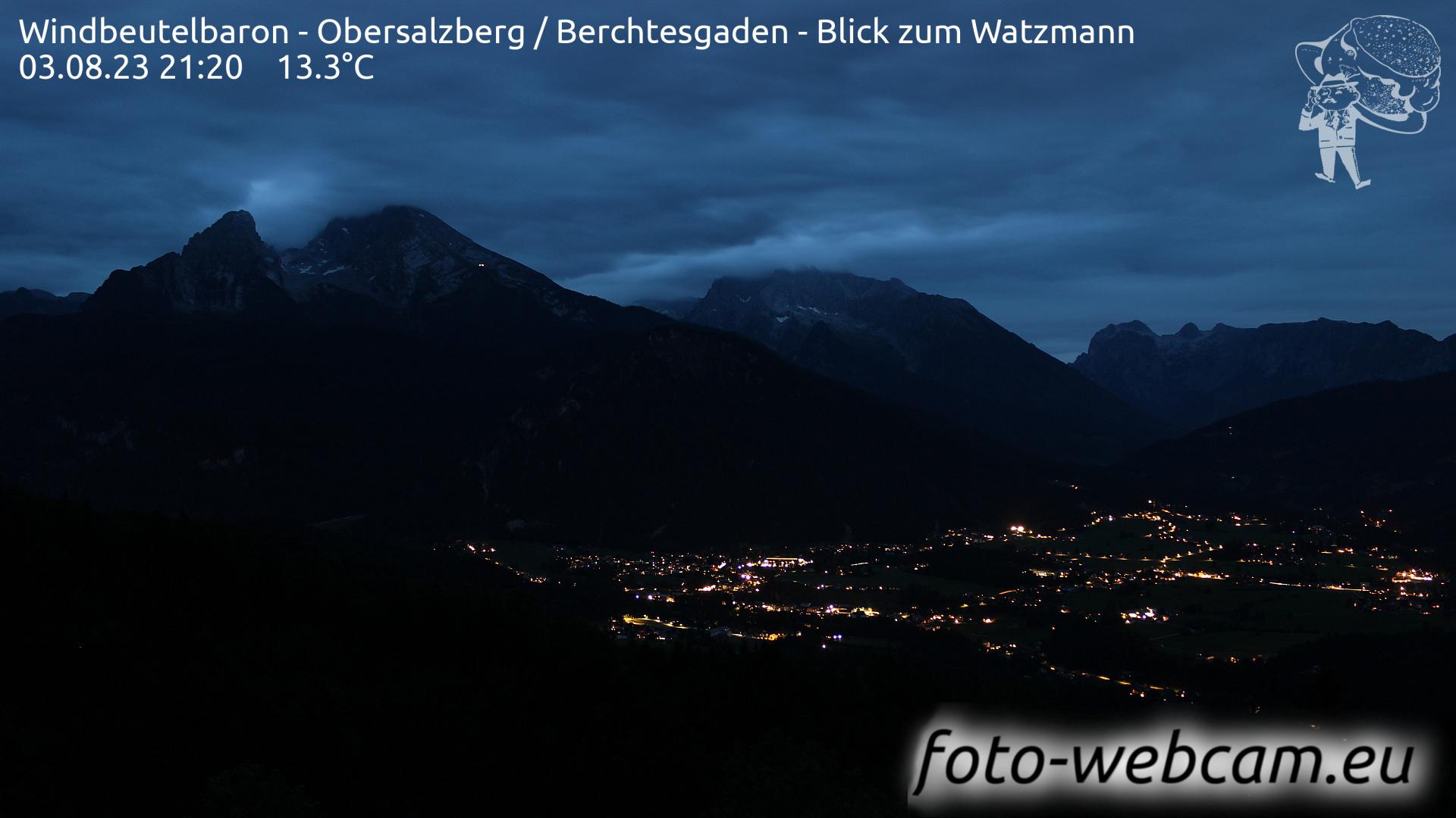 Berchtesgaden Sat. 21:32