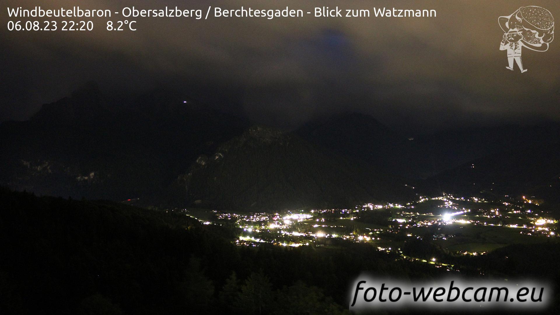 Berchtesgaden Sat. 22:32