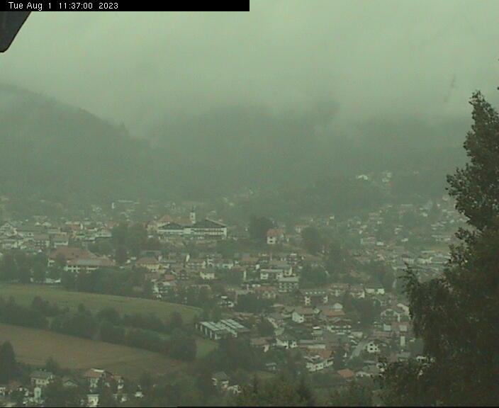 Webcam Bodenmais Panorama View