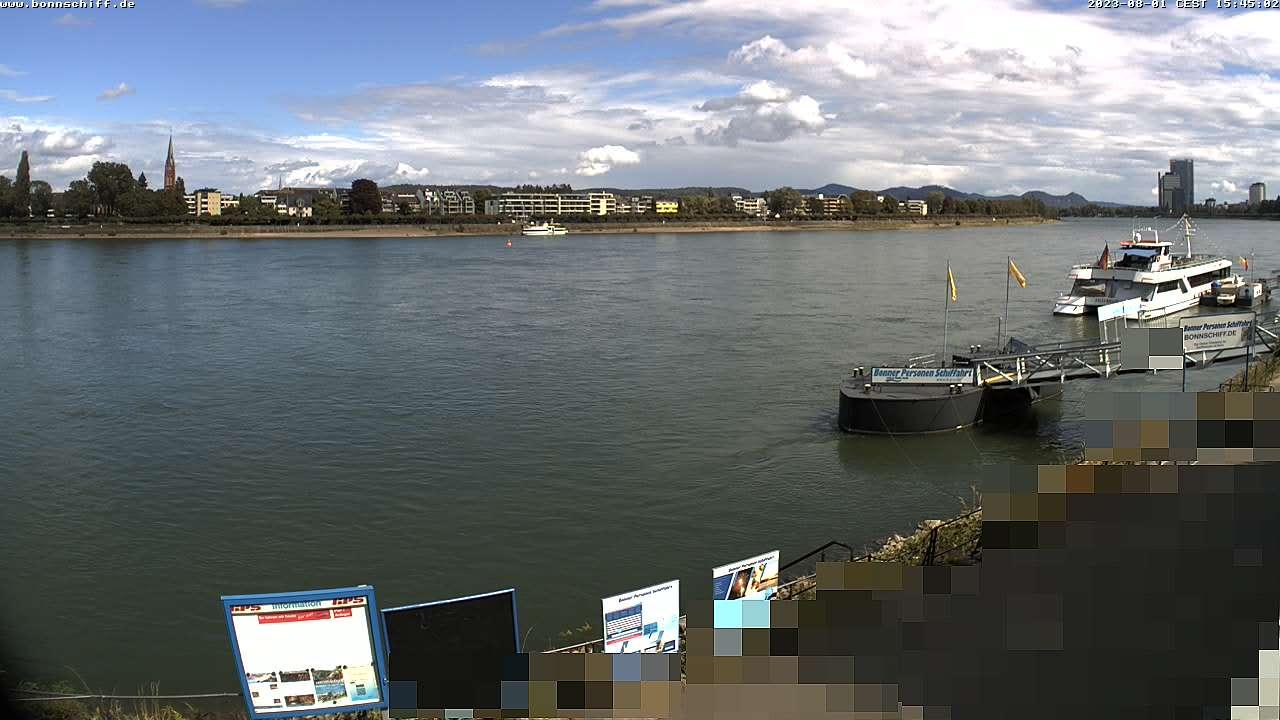 Webcam und Wetter Bonn, Deutschland - Webcam Galore