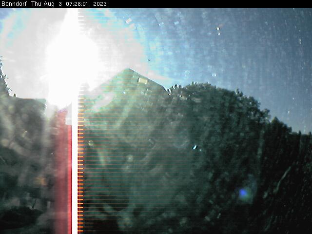 Bonndorf im Schwarzwald Sun. 07:53