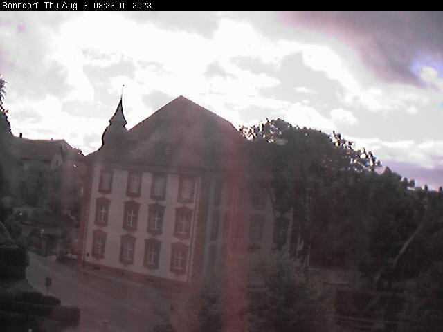 Bonndorf im Schwarzwald Sun. 08:53