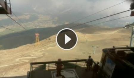 Bormio webcam - Cima Bianca ski station
