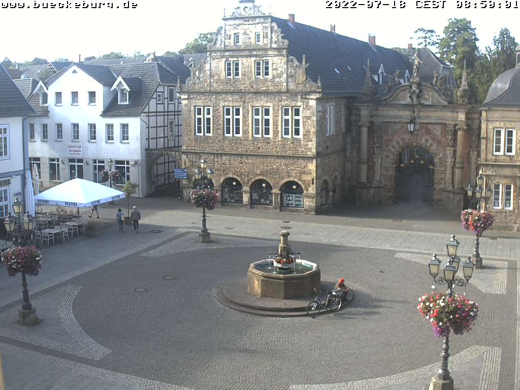 Bückeburg Thu. 08:49