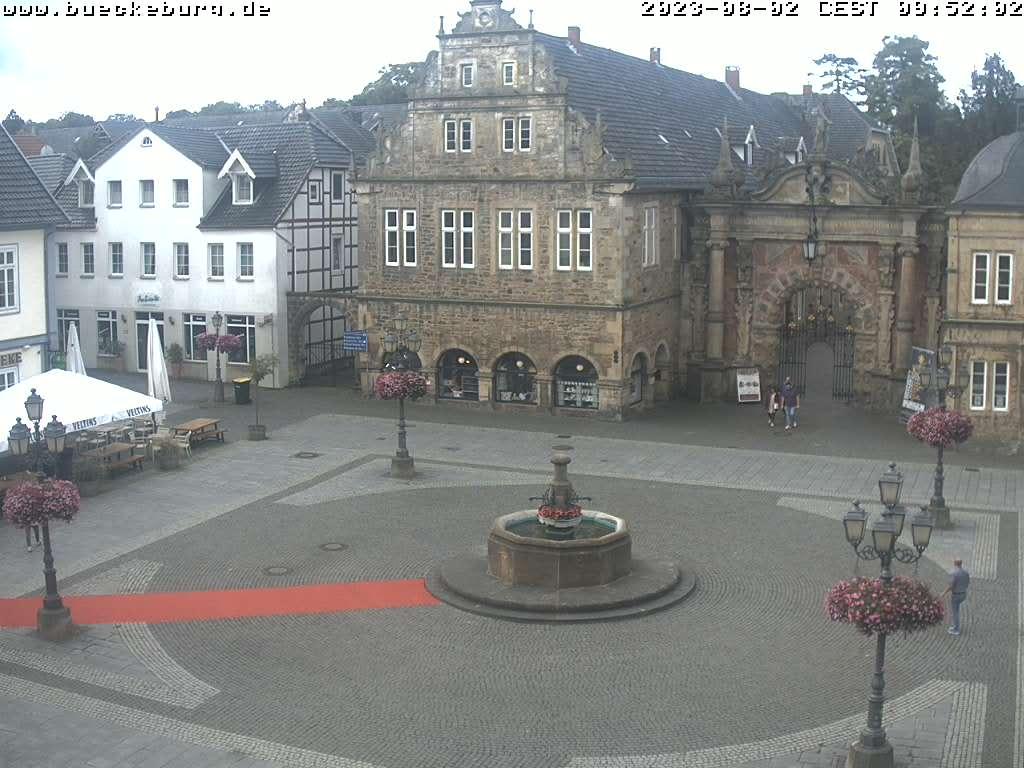 Bückeburg Thu. 09:49