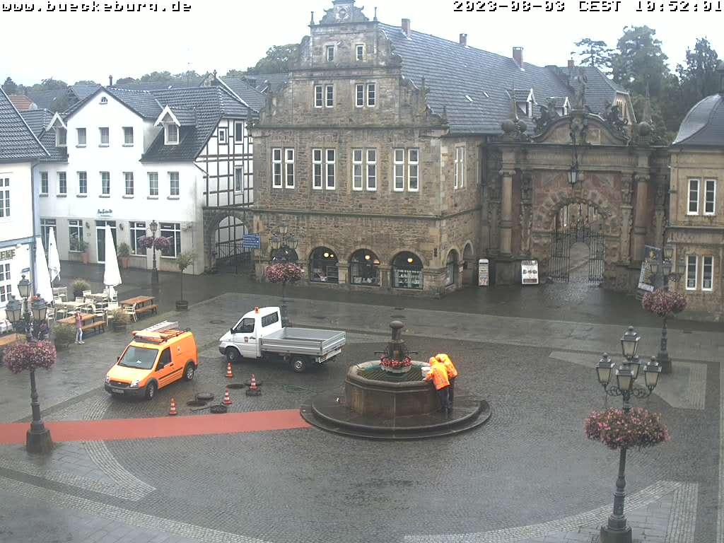 Bückeburg Thu. 10:49