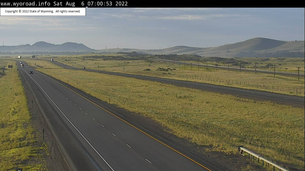 Buford, Wyoming Tue. 07:03
