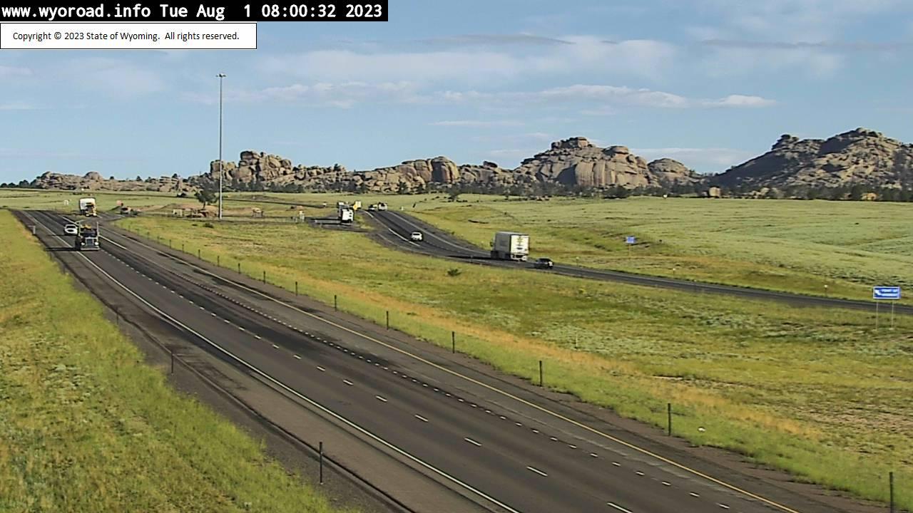 Buford, Wyoming Fri. 08:04