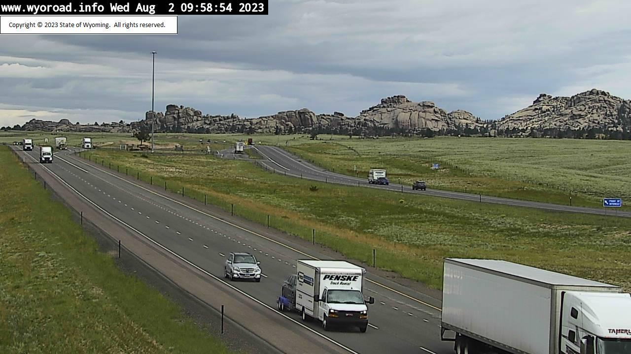 Buford, Wyoming Fri. 10:04