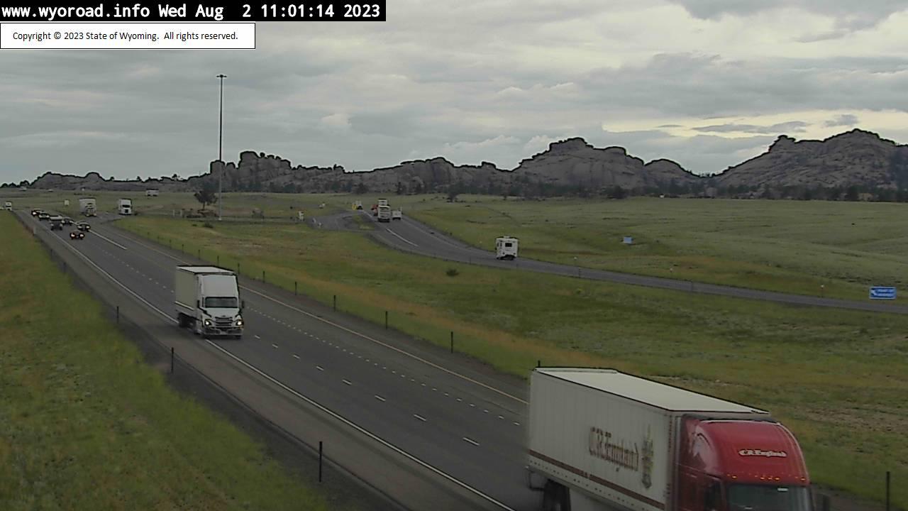 Buford, Wyoming Fri. 11:04
