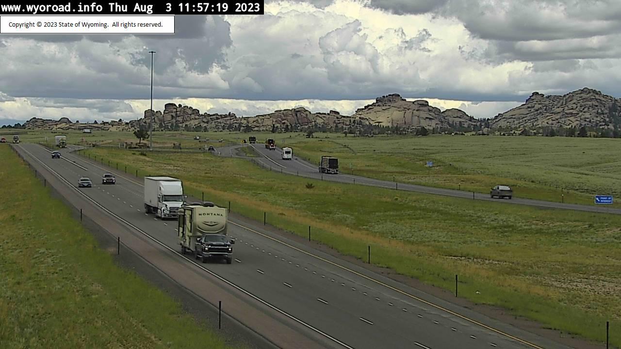 Buford, Wyoming Fri. 12:04