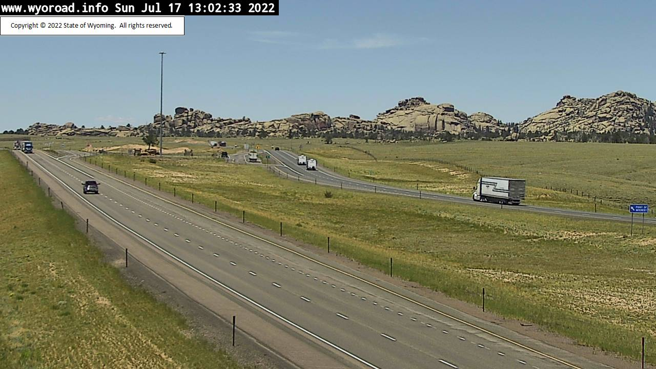 Buford, Wyoming Fri. 13:04
