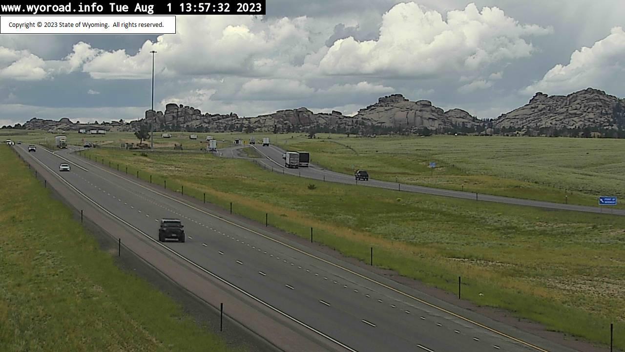 Buford, Wyoming Fri. 14:04