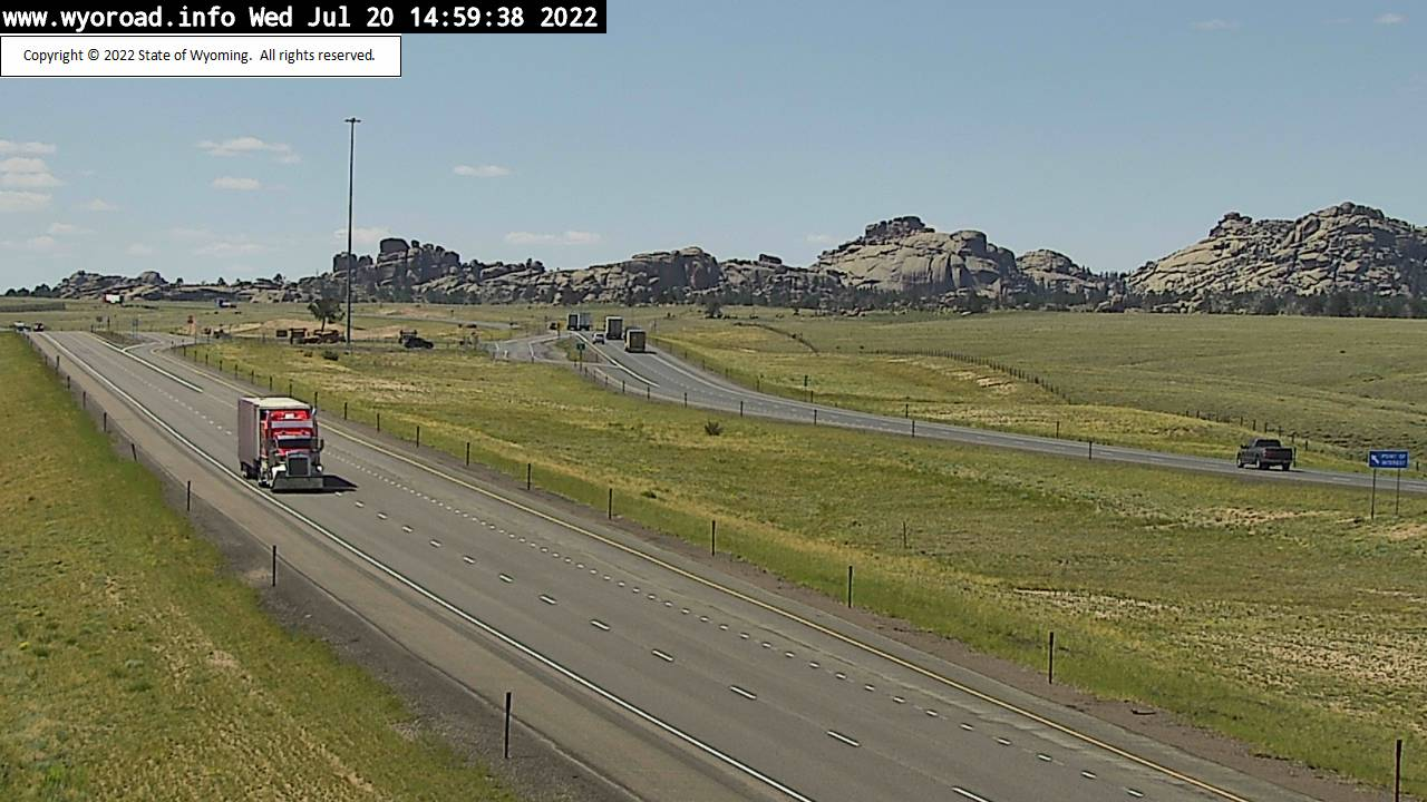 Buford, Wyoming Fri. 15:04
