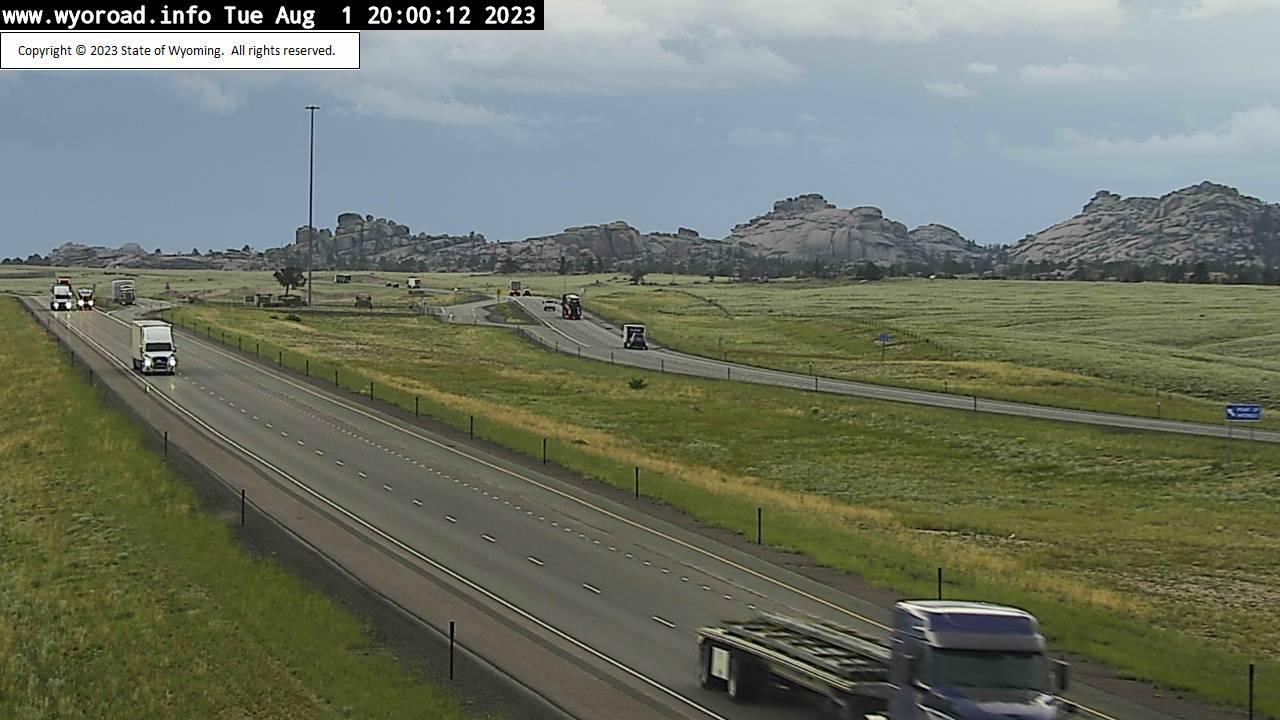 Buford, Wyoming Fri. 20:04