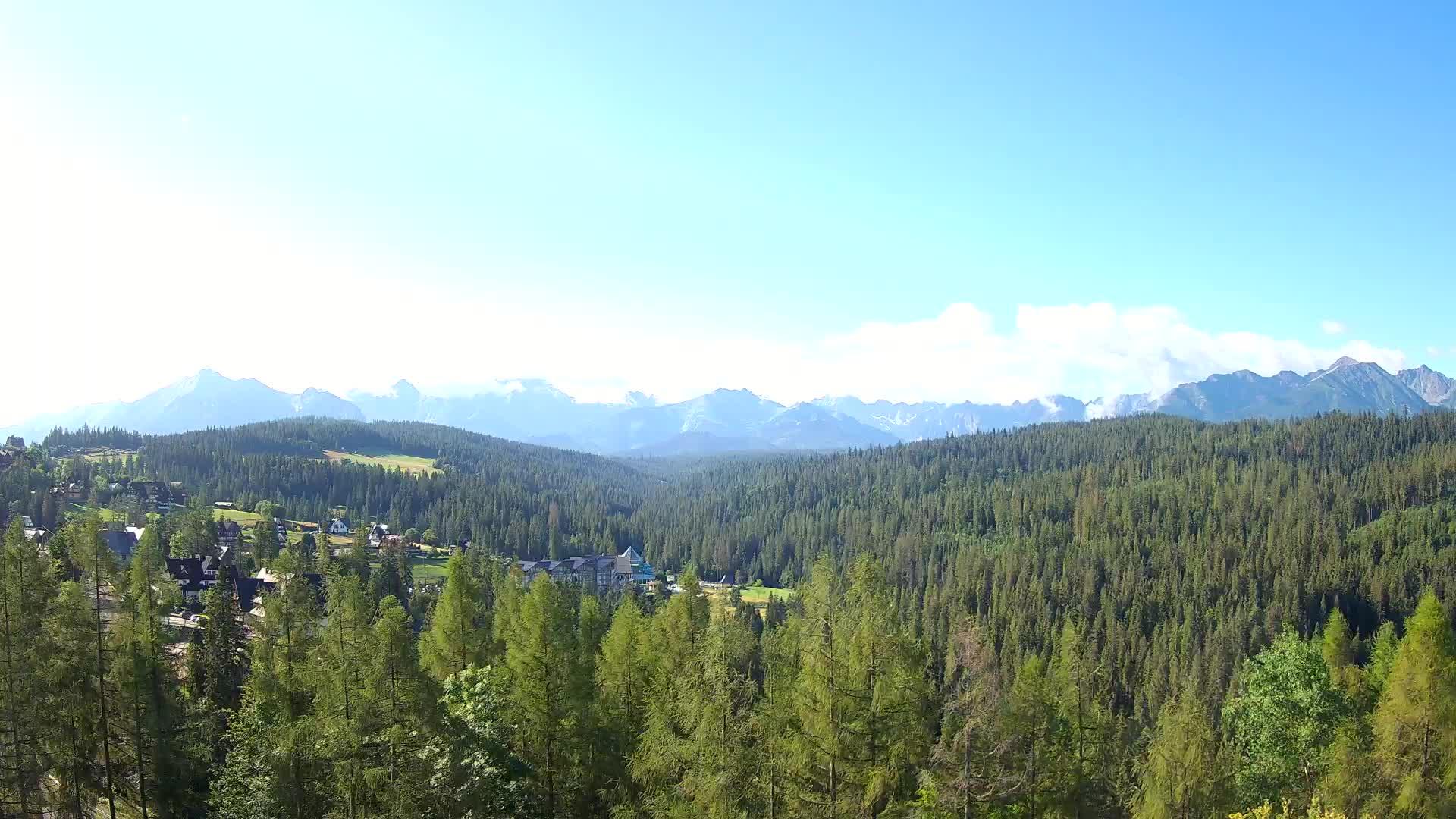 Bukowina Tatrzańska Sun. 08:26