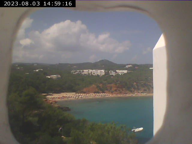 Cala Llenya (Ibiza) Tue. 15:01