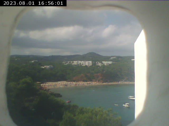 Cala Llenya (Ibiza) Tue. 17:01
