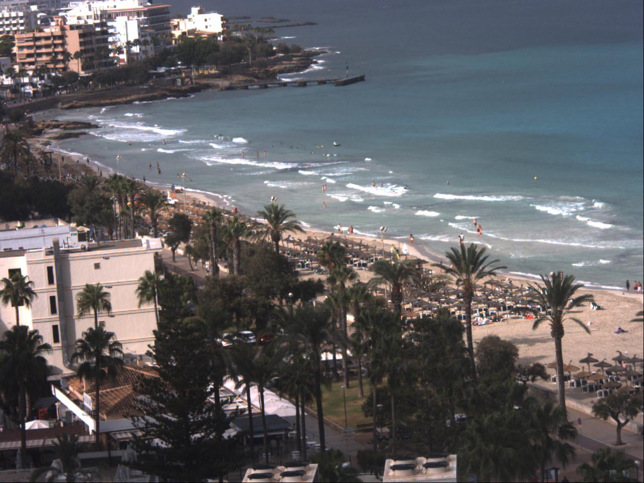 Cala Millor Spain  city images : Webcam Cala Millor Majorca Live! Webcam Cala Millor Majorca , Spain ...