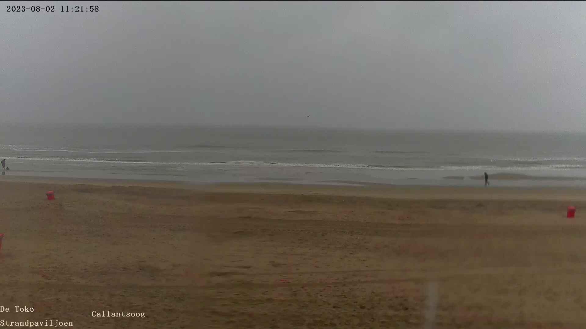Callantsoog: HD Strandpanorama - Webcam Galore  Callantsoog: HD...