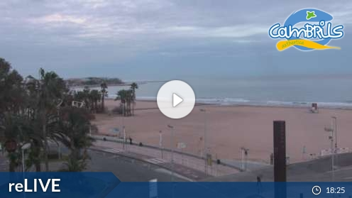 webcam und wetter cambrils spanien webcam galore. Black Bedroom Furniture Sets. Home Design Ideas