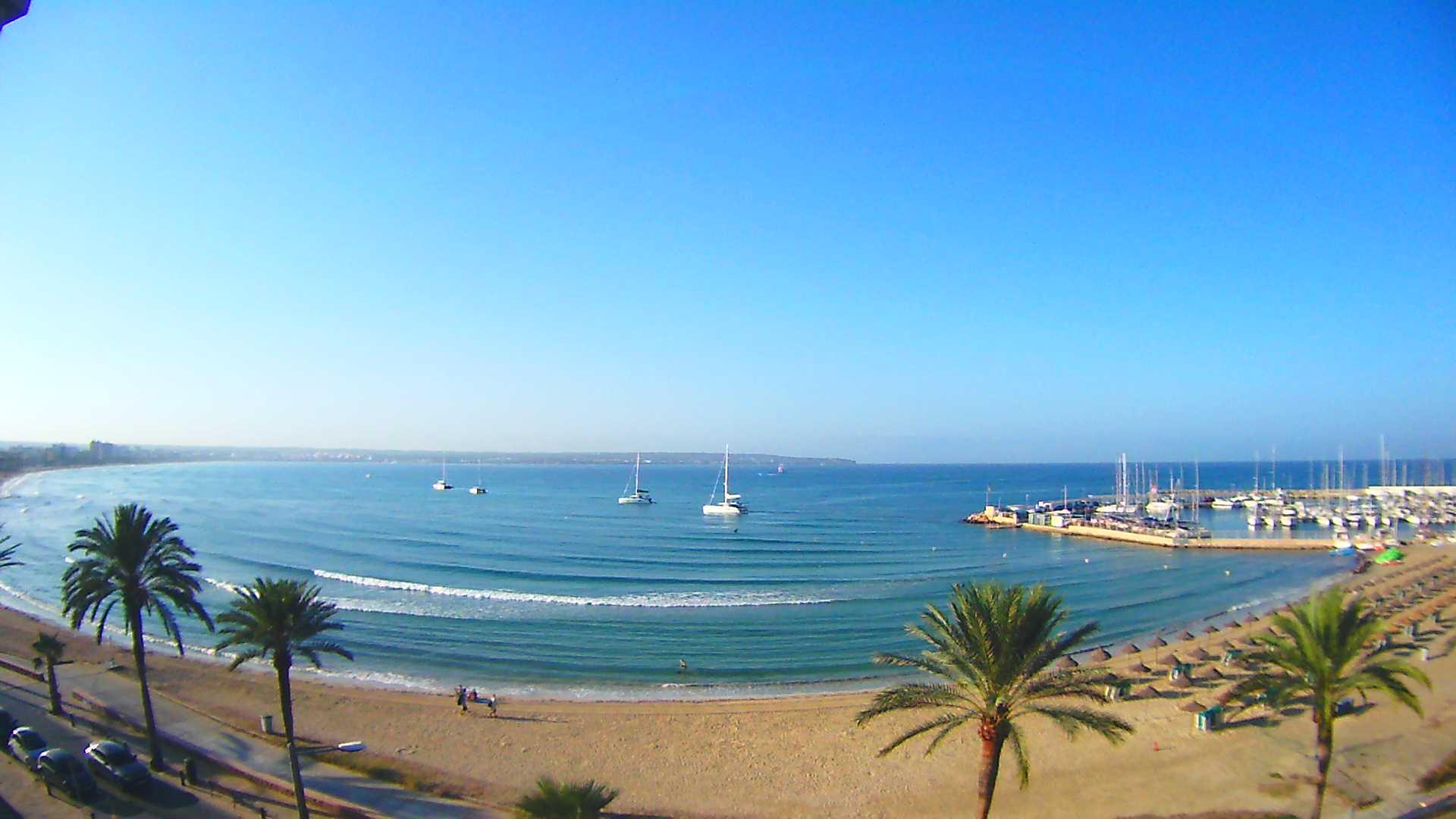 Can Pastilla (Majorca) Mon. 08:28