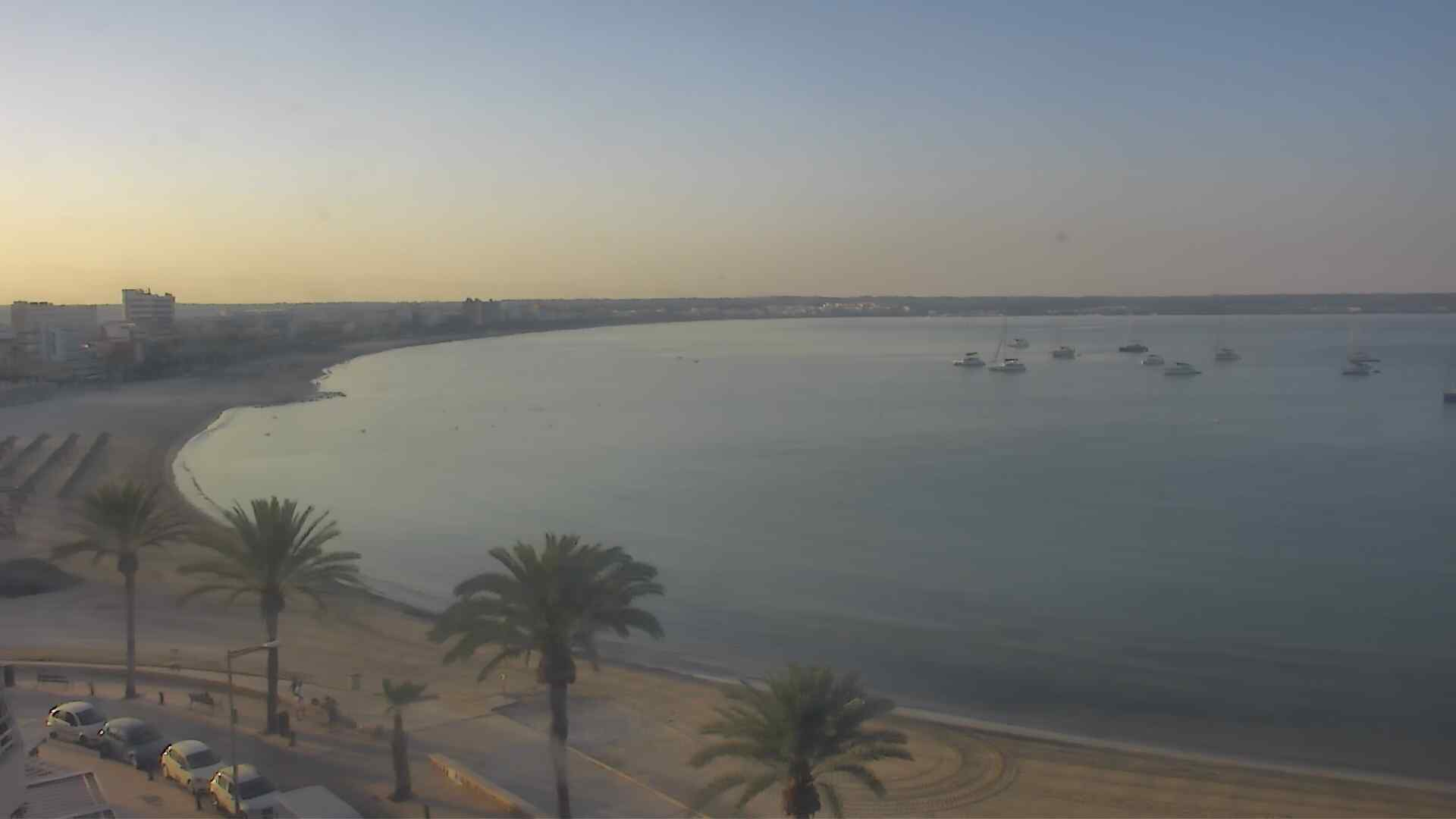 Can Pastilla (Majorca) Tue. 07:29